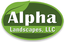 Alpha Landscapes Logo