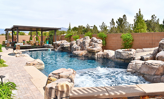 POOL, SPA & LANDSCAPE RENOVATIONS