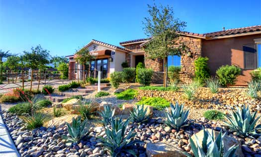 RESIDENTIAL HOMES - Las Vegas Custom Landscapes & Custom Pools - Alpha Landscapes - Services